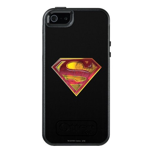 Superman S-Shield | Reflection Logo OtterBox iPhone 5/5s/SE Case