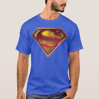 Superman S-Shield | Reflection Logo T-Shirt