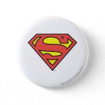 Superman S-Shield | Superman Logo Button