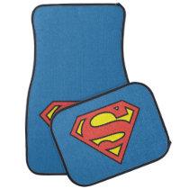 Superman S-Shield | Superman Logo Car Mat