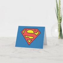 Superman S-Shield | Superman Logo Card