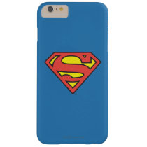 Superman S-Shield | Superman Logo Barely There iPhone 6 Plus Case