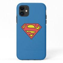 Superman S-Shield | Superman Logo iPhone 11 Case