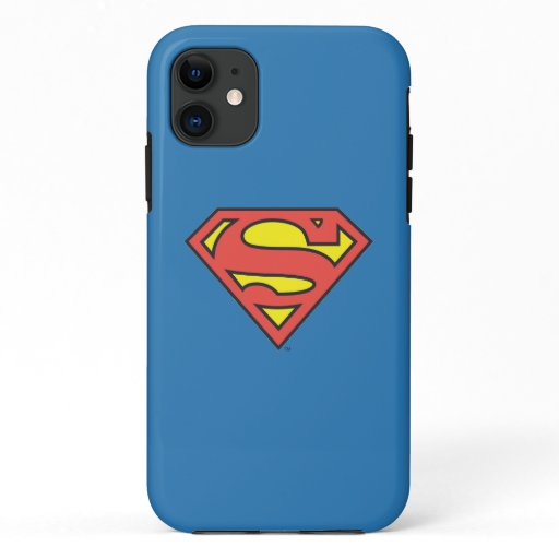 Superman S-Shield | Superman Logo iPhone 11 Case