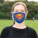 Superman S-Shield | Superman Logo Cloth Face Cover