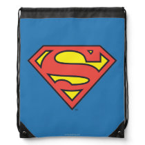 Superman S-Shield | Superman Logo Drawstring Bag