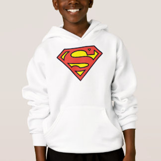 Superman S-Shield   Superman Logo Hoodie