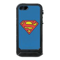 Superman S-Shield | Superman Logo Waterproof iPhone SE/5/5s Case