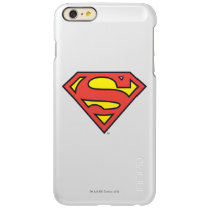 Superman S-Shield | Superman Logo Incipio Feather Shine iPhone 6 Plus Case
