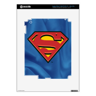 Superman S-Shield | Superman Logo iPad 3 Decal