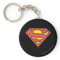 Superman S-Shield | Superman Logo Keychain