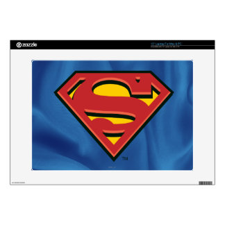 Superman S-Shield | Superman Logo Laptop Skin