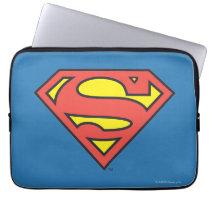 Superman S-Shield | Superman Logo Laptop Sleeve