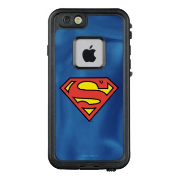USA Themed Superman S-Shield | Superman Logo LifeProof FRĒ iPhone 6/6s Case