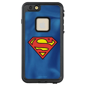USA Themed Superman S-Shield | Superman Logo LifeProof FRĒ iPhone 6/6s Plus Case