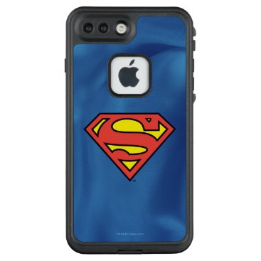 USA Themed Superman S-Shield | Superman Logo LifeProof FRĒ iPhone 7 Plus Case