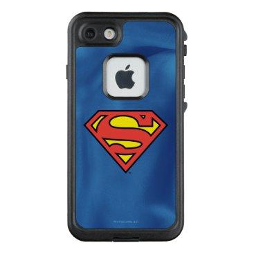 Superman S-Shield | Superman Logo LifeProof FRĒ iPhone 7 Case