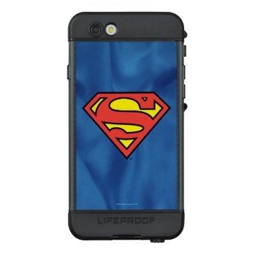 Superman S-Shield | Superman Logo LifeProof NÜÜD iPhone 6s Case