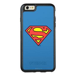 Superman S-Shield   Superman Logo OtterBox iPhone 6/6s Plus Case