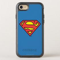 Superman S-Shield | Superman Logo OtterBox Symmetry iPhone SE/8/7 Case