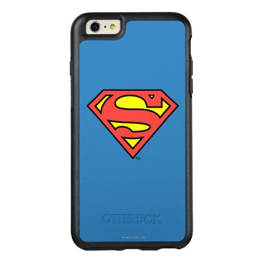 Superman S-Shield | Superman Logo OtterBox iPhone 6/6s Plus Case