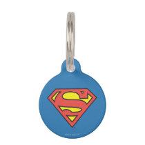 Superman S-Shield | Superman Logo Pet Tag