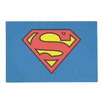 Superman S-Shield | Superman Logo Placemat