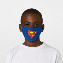 Superman S-Shield | Superman Logo Premium Face Mask