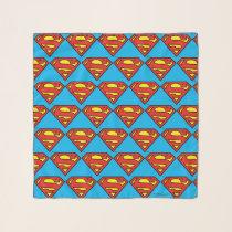 Superman S-Shield | Superman Logo Scarf