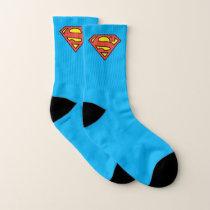 Superman S-Shield | Superman Logo Socks