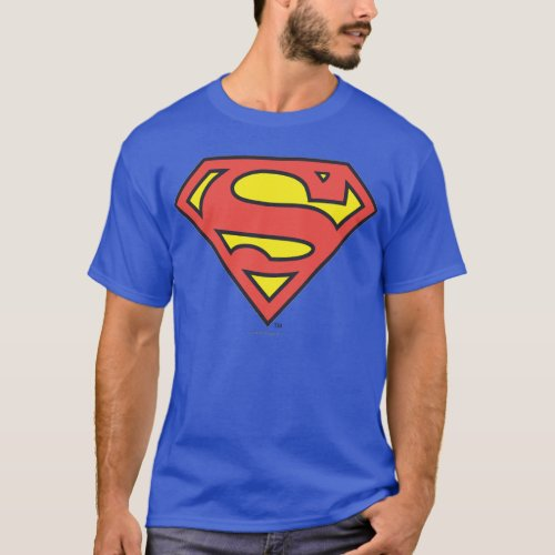 Superman S_Shield  Superman Logo T_Shirt