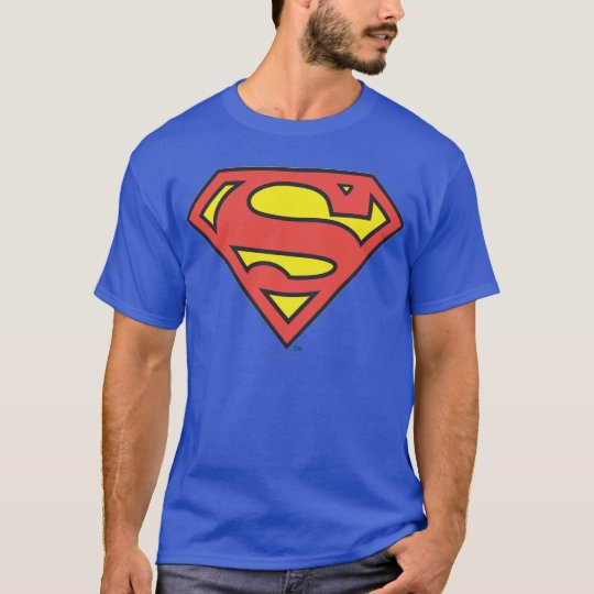 t shirt superman custom shirt. Black Bedroom Furniture Sets. Home Design Ideas