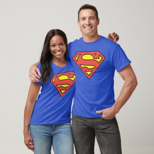 Superman S_Shield  Superman Logo T_Shirt