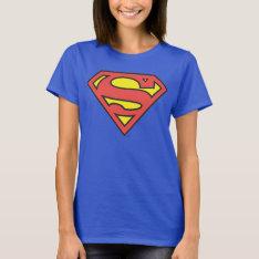 Superman S-Shield | Superman Logo T-Shirt at Zazzle