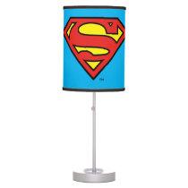 Superman S-Shield | Superman Logo Table Lamp
