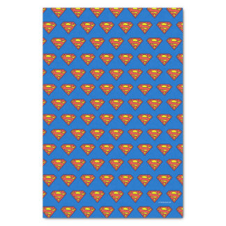 Superman S-Shield | Superman Logo Tissue Paper