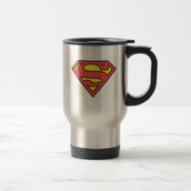 Superman S-Shield | Superman Logo Travel Mug
