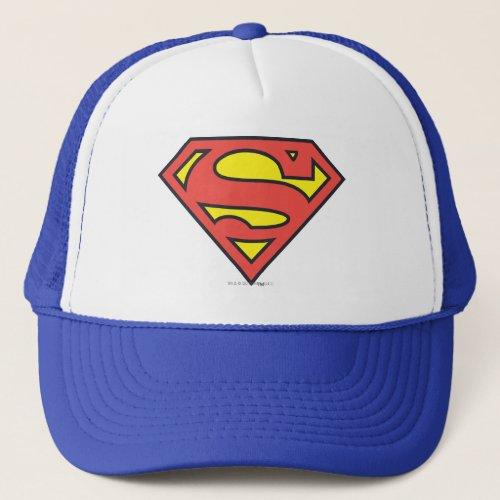 Superman S_Shield  Superman Logo Trucker Hat