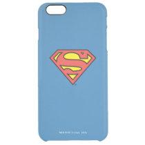 Superman S-Shield | Superman Logo Clear iPhone 6 Plus Case