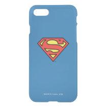 Superman S-Shield | Superman Logo iPhone SE/8/7 Case
