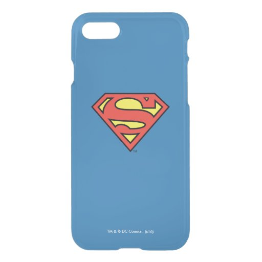 Superman S-Shield | Superman Logo iPhone SE/8/7 Case