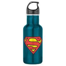 Superman S-Shield | Superman Logo Water Bottle