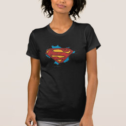 Superman S-Shield | Within Clouds Logo T-Shirt