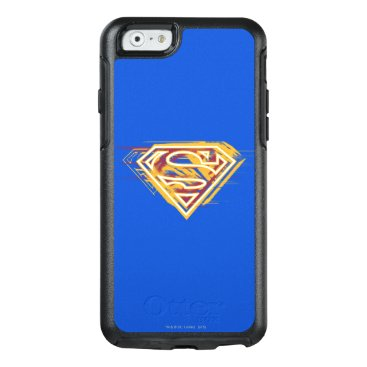Superman S-Shield   Yellow and Red Logo OtterBox iPhone 6/6s Case