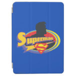 Superman Silhouette iPad Air Cover