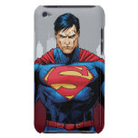 Superman Standing Barely There iPod Cover