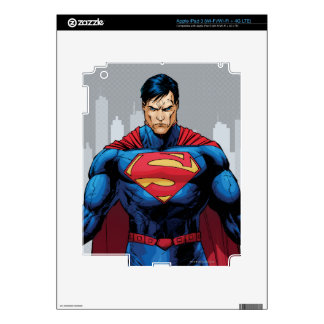 Superman Standing Decal For iPad 3
