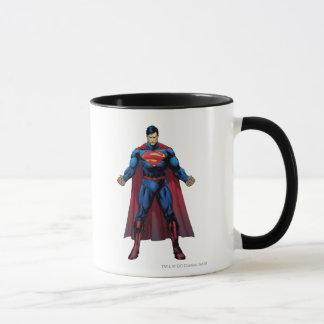 Superman Standing Mug