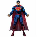 """Superman Standing Statuette<br><div class=""""desc"""">Justice League New 52</div>"""