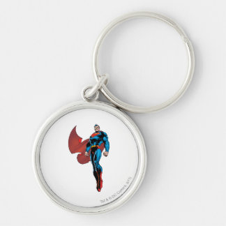 Superman Stands Tall Keychain